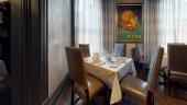 Valentinos Ristorante Dining Room